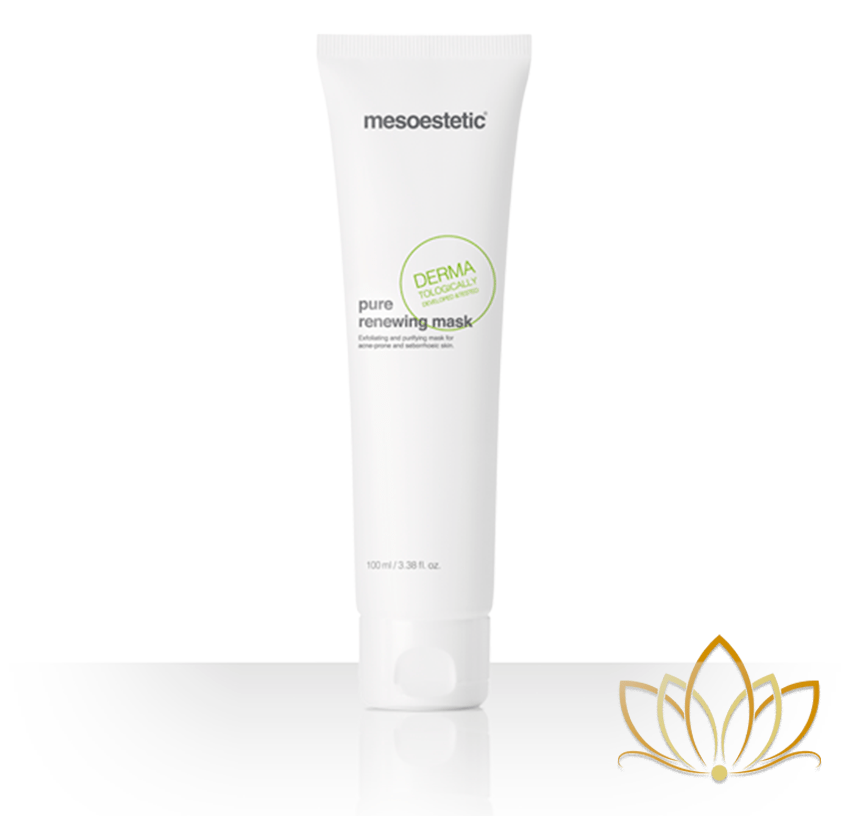 Pure Renewing Mask - Máscara Esfoliante